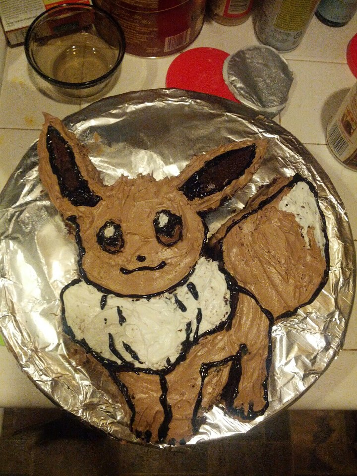 Cake Art Reddit : Perfect Shiny HA Female Eevee Raffle : pokemontrades
