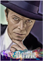 David Bowie by gre-muser