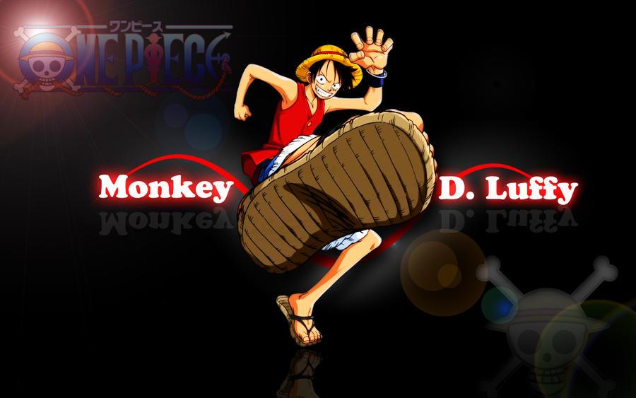Wallpaper One Piece Luffy By Taurowarrior On Deviantart