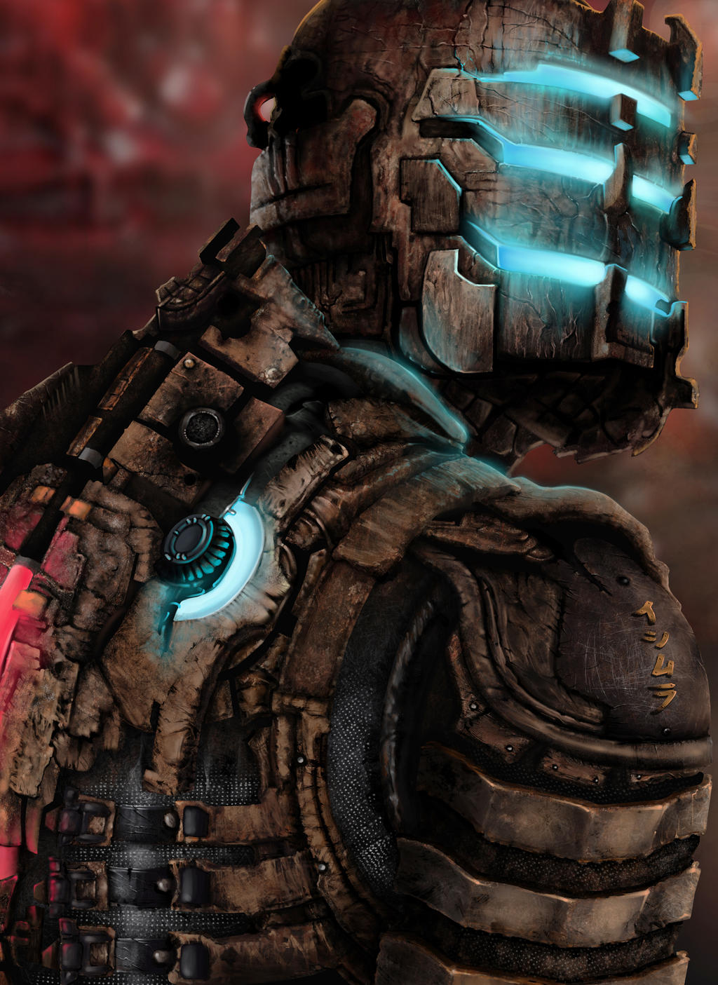 Isaac Clarke | Dead Space Wiki | Fandom powered by Wikia