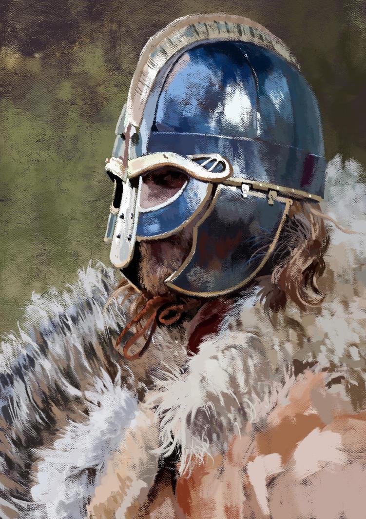 Viking by Hellkrusher