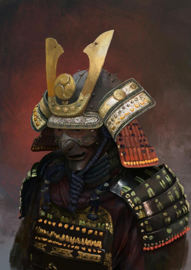 Samurai by Hellkrusher