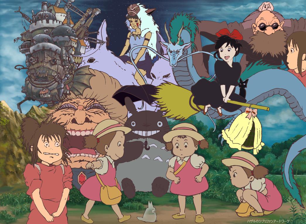 Ghibli by Hellkrusher