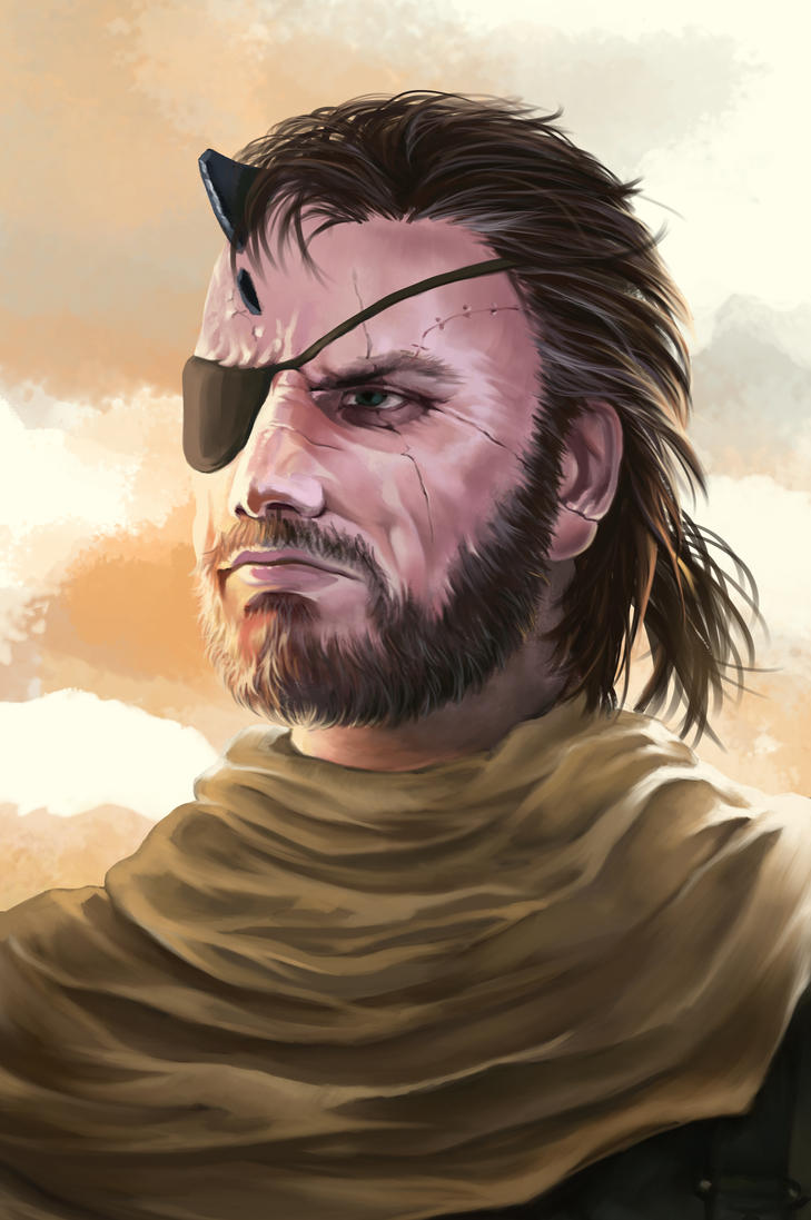 Big Boss by Hellkrusher