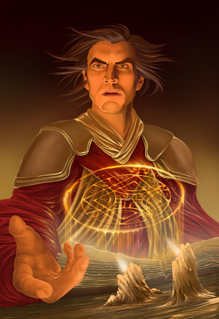 The Sorcerer by Hellkrusher