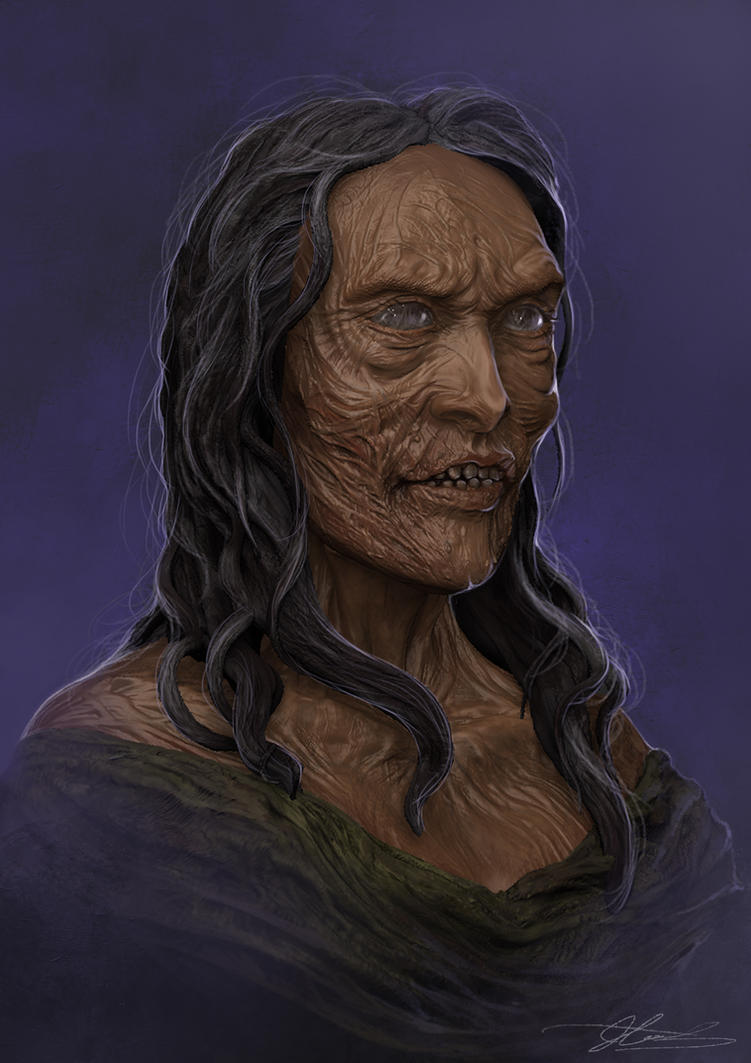 Black Magic Woman by Hellkrusher