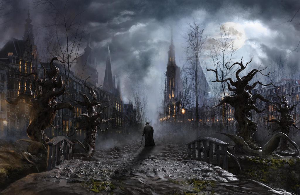 The Night Unfurls