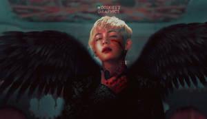Fallen Angel by w00skies
