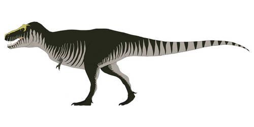 Tyrannosaurus rex (AMNH 5027) by Jurassiczilla