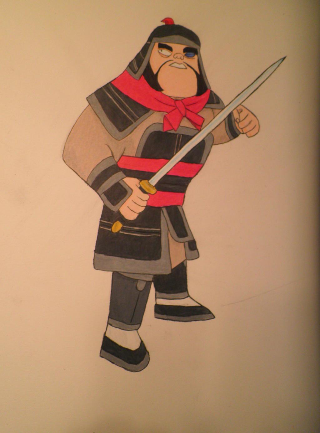 Yao From Mulan By Sakuras Light On Deviantart