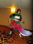 Warrior Dressphere Mulan 2 by Sakuras-Light