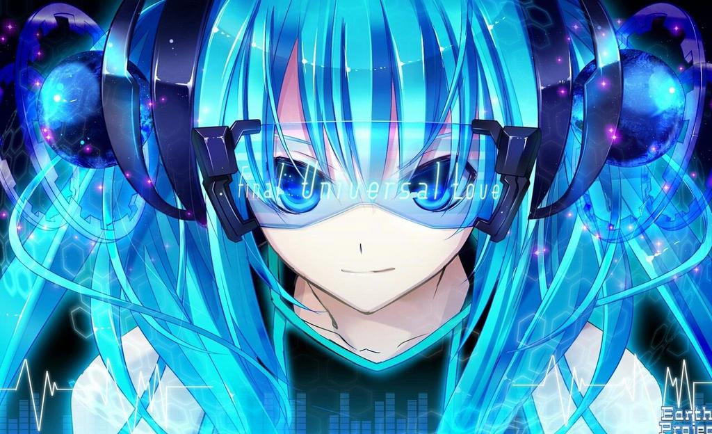 Epic Anime Girl By Lefinnfan