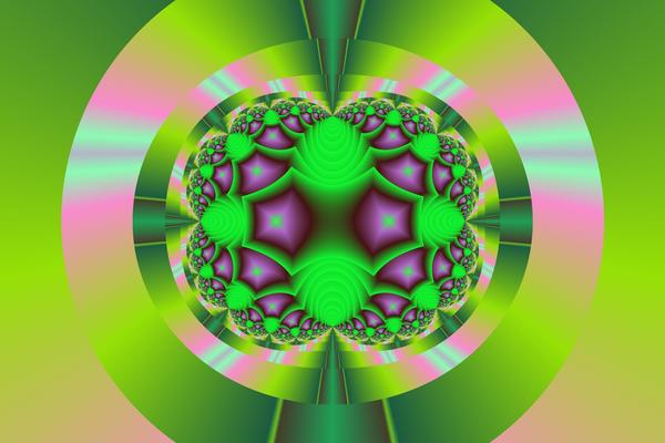 Blazing Greenish by Troythulu