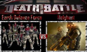 Earth Defence Force vs Helghast