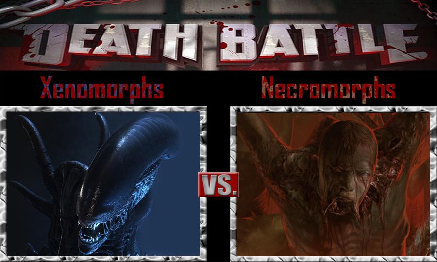 Xenomorphs vs Necromorphs by SonicPal on DeviantArt  Xenomorphs vs N...