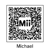 Michael Jones QR Code by SonicPal