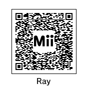 Ray Narvaez Jr. QR Code by SonicPal