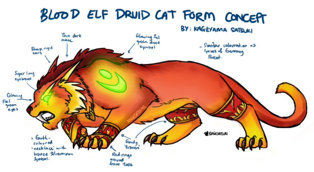 Blood elves should be able to be shamans. - Page 5