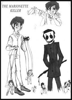The Marionette Killer