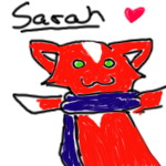Request for Sarah by SeraJeria