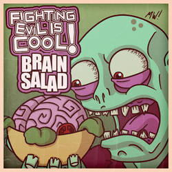 Brain Salad by wibblethefish