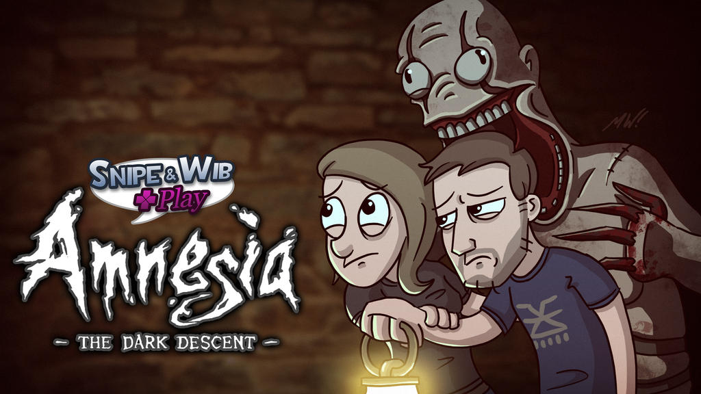 Amnesia Title Card by wibblethefish