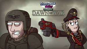 Dawn of War Title Card by wibblethefish