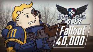 Fallout 40k Title Card
