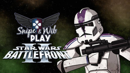 Battlefront II Title Card by wibblethefish