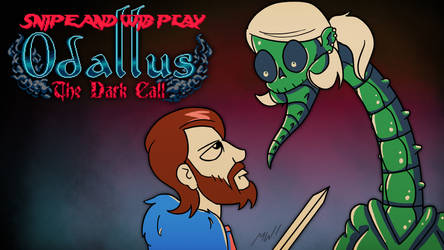 Odallus Title Card by wibblethefish