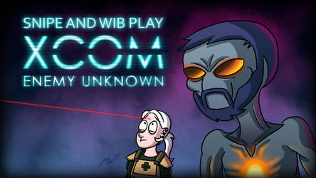 XCOM: Enemy Unknown Title Card by wibblethefish