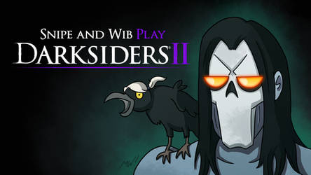 Darksiders 2 Title Card by wibblethefish