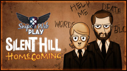 Silent Hill: Homecoming Title Card by wibblethefish