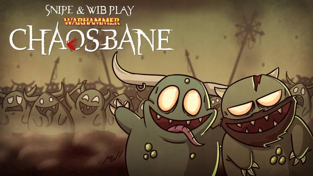 Chaosbane Title Card