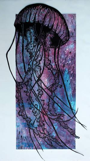 Jellyfish 3 by sandersblack