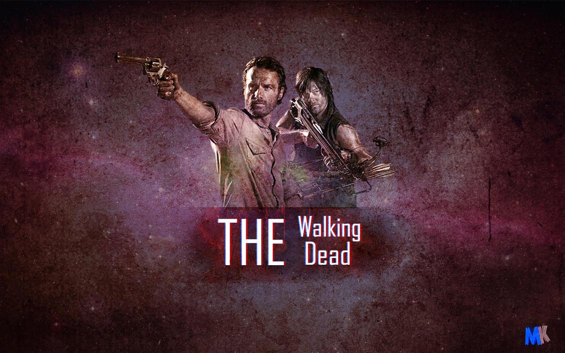 The Walking Dead Wallpaper By Raonti