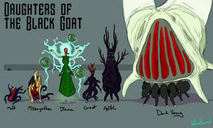 The Daughters of the Black Goat