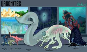 Strange Aeons Bestiary - Dagonites