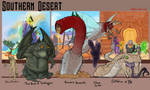 Strange Aeons - Southern Desert