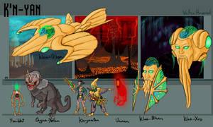 Strange Aeons - The Kingdom of K'n-Yan