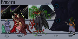 Strange Aeons - Kadath