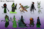 Cryptid Mythos - Xeno Phantoms