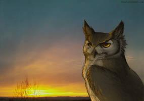 ghost of dawn by Bluari