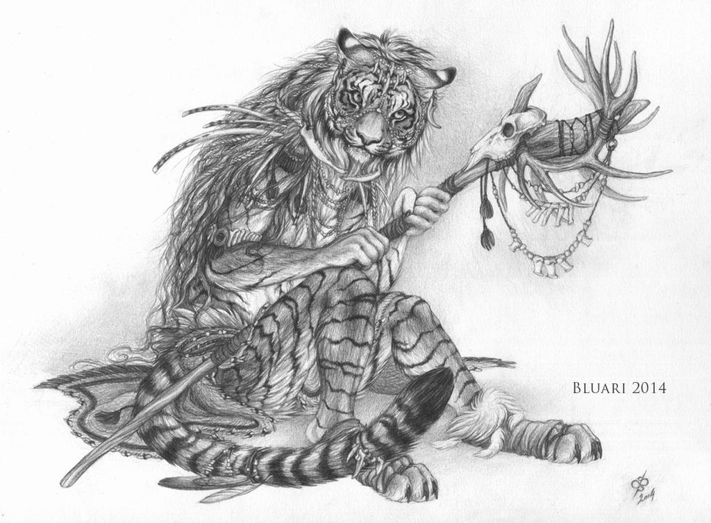 Siberian Voodoo by Bluari
