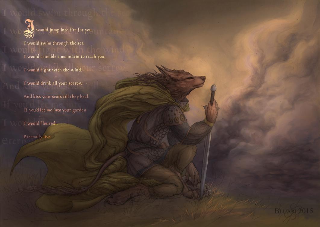 Poem by Bluari