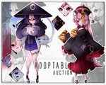 Adoptables Auction - Open [2/2] by Nico0408