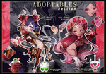 Adoptables Auction - Open [1/2] by Nico0408