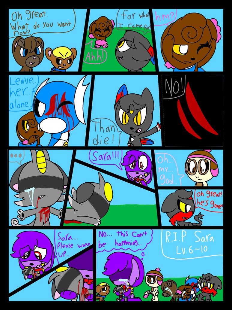 Bonnie the bunny - Pokemon Sun Nuzlocke page 11 by ...