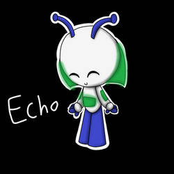 Echo (contest entry) by MarioandSonicfan174
