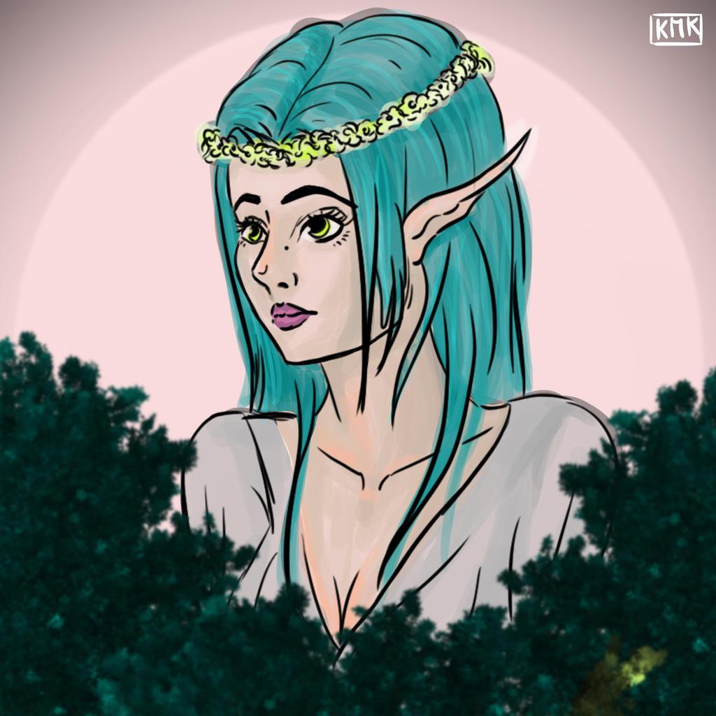 Elfe by ToruAiiro